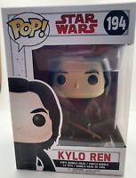 Kylo Ren - Star Wars, The Last Jedi - #194 Pop! Funko W/ FREE SHIPPING