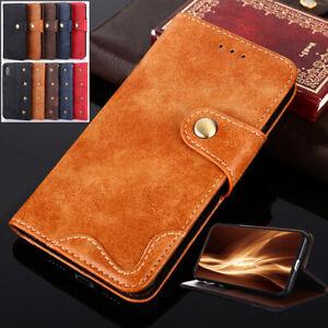 Genuine Leather Wallet Case Flip Cover For Google Pixel 3 / 3XL / Pixel 2 / 2XL