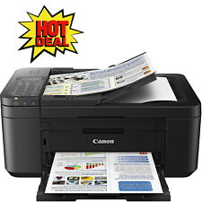 Canon Pixma Tr4520 Wireless All in One Photo Printer with Mobile Printing No Ink