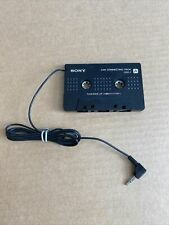 🔥Genuine Sony Cpa-7 Car Connecting Cassette Tape Adapter Audio Mp3 iPod 3.5mm