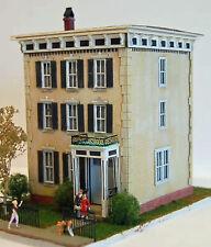 CHANCELLOR'S HOUSE HO Model Railroad Unpainted Laser-cut Structure KIT CCCHH