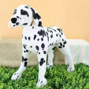 Large Dalmatian Lifelike Stuffed Animal Dog Plush Toy 60 CM STANDING UK SELLER