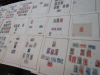 Nystamps French Cameroons many mint old stamp collection Scott page