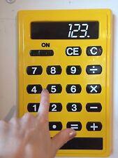 Think Huge Calculator Wall Prop Big School Teacher Office Mathematics