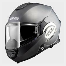 LS2 FF399 VALIANT MAT TIT MEDIUM FLIP FRONT MOTORCYCLE HELMET