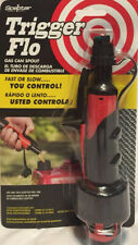 Scepter Trigger Flo Gas Can Spout Fast or Slow Trigger Control