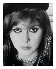KIRSTY MACCOLL AUTOGRAPHED SIGNED A4 PP POSTER PHOTO