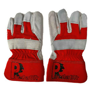 Rigger Gardening Work Building Gloves Medium Size