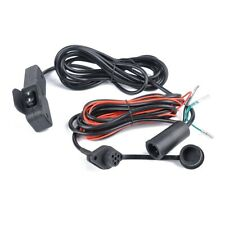 Universal 12V ATV UTV Winch Remote Rocker Switch Handlebar Control Line