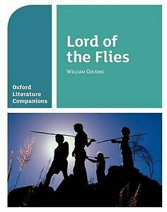 Oxford Literature Companions: Lord of the Flies, Excellent Condition