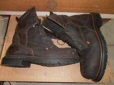 MENS RED WING WORK  BOOTS SIZE 13 M