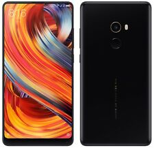 "Xiaomi Mi Mix 2 64GB Black (FACTORY UNLOCKED) 5.99"" 6GB Ram 12MP Dual Sim"