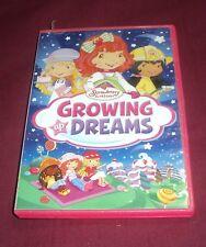 Strawberry Shortcake: Growing Up Dreams (DVD, 2011)