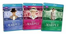 Miss Marple: Complete Volume 1-3 (Blu-Ray) 1 2 3 Agatha Christie's BBC Series