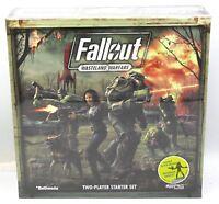 Fallout Wasteland Warfare MUH051235 Two-Player Starter Set (Bonus Alien Zetan)