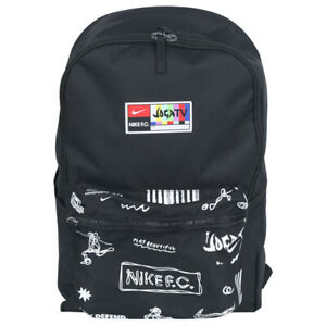Nike F.C. Football Backpack Black CU8164-010