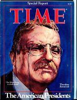Time Magazine 1976 Theodore Roosevelt EX No ML 051517nonjhe