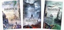 Sarantium Serie Lara Morgan Die Zwillinge Die Verräter Die Götter