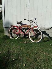 """VINTAGE PREWAR 1941 SCHWINN  DX 26"""" BICYCLE barn find original"""