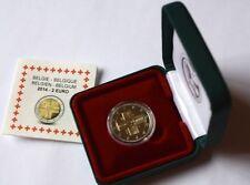 2 Euro commémorative de Belgique 2014 Belle Epreuve (BE) - Croix Rouge Belge
