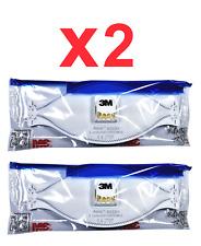 2 x 3M Aura 9322+ Superior European Design CE2797  - Expiry 2025/05/13 BNIP