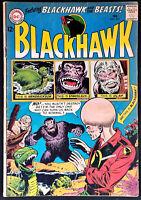 Blackhawk #205  GD+ 1965 DC Comics Silver Age Vintage Rare