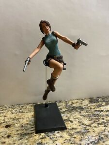 "NECA Tomb Raider Lara Croft 7"" Anniversary Figure Player Select Loose"