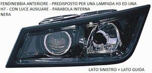 FARO FANALE ANTERIORE SINISTRO 67900 PARABOLA NERA VOLVO TRUCK FH16 2008 2013