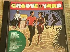 GROOVE YARD 19 TRACK RARE REGGAE CD FREE SHIPPING