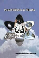 Manual Didactico de Filosofia (Paperback or Softback)