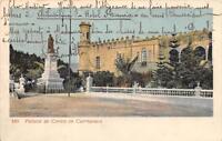 CPA MEXIQUE PALACIO DE CORTEZ EN CUERNAVACA (dos non divisé)