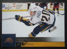 NHL 13 Daniel Paille Buffalo Sabres Upper Deck 2009/10