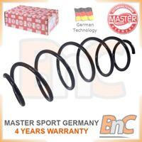 GENUINE MASTER-SPORT GERMANY HEAVY DUTY REAR COIL SPRING FOR CITROEN C3 I FC