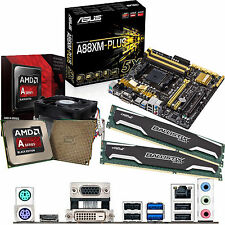AMD Kaveri A10 7850K 3.7Ghz & ASUS A88XM-PLUS Inc Radeon R7 GFX & 8GB DDR3 1600