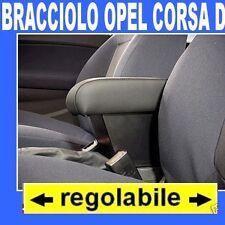 OPEL CORSA D - bracciolo portaoggetti per REGOLABILE @