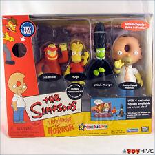 Simpsons Treehouse of Horror Ironic Punishment Interactive Envionment box set