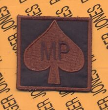 MP Co 506 Inf 4th Bde 101st Airborne HCI Helmet patch A