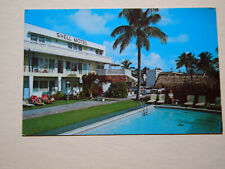 CPA USA Floride Fort Lauderdale Shell Motel 1973