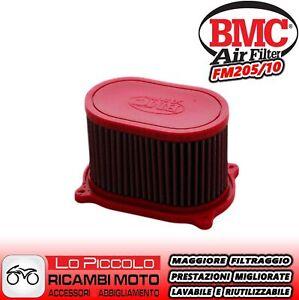 FM205/10 FILTRO ARIA SPORTIVO BMC SUZUKI SV 650 1999 2000 2001 2002
