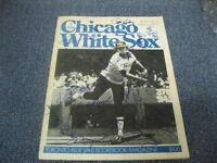 1977 Chicago White Sox Autographed Program 20 Signatures PSA Pre Cert