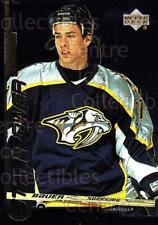 1999-00 Upper Deck Gold Reserve #160 David Legwand