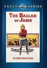 The Ballad of Josie 1967 (DVD) Doris Day, Peter Graves, George Kennedy - New!