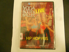 BeachBody Yoga Booty Ballet Live Hip Hop Abs DVD BRAND NEW