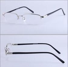 Hot fashion Reading Glasses Rectangular half Frame Resin Lens Men Women glasses