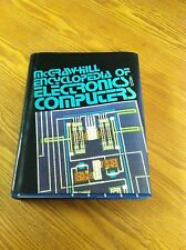 Vintage McGraw-Hill Encyclopedia of Electronics and Computers 1984 w/Dust Jacket