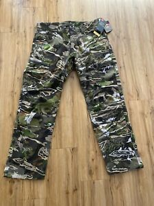Men's Under Armour Field Ops Pants Forest Camo. 1313212-940. Size 30x34