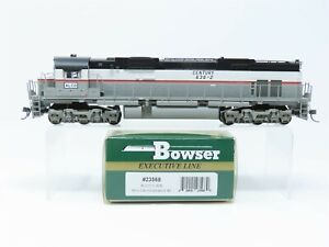 HO Scale Bowser 23568 ALCO Demonstrator C636 Diesel #636-2 DCC Ready