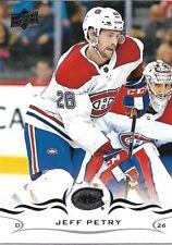 Montreal Canadiens - 2018-19 Series 1 - Complete Base Set Team (6)