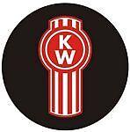 Leather Key Fob Kenworth