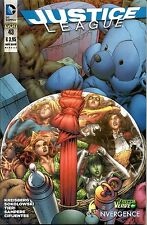 COMICS - Justice League N° 43 - Novembre 2015 - RW Lion - NUOVO
